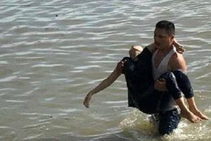 Ba thanh niên nhảy xuống sông Hàn cứu cô gái, một người mất tích