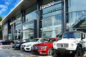 Haxaco báo lỗ quý II mặc dù doanh số tiêu thụ Mercedes tăng 37%