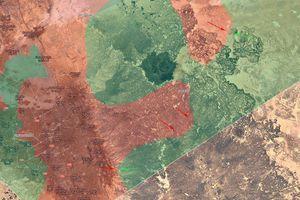Quân đội Syria lại đánh vỗ mặt phiến quân được Mỹ hậu thuẫn
