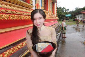 Thiếu nữ Lào và ước mơ làm bác sĩ tại Việt Nam
