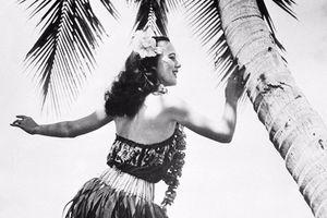 Du lịch trên quần đảo Hawaai cách đây 100 năm