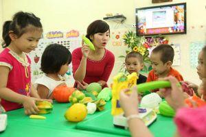 Nỗi niềm của những cô giáo mầm non, yêu nghề nhưng lương thấp