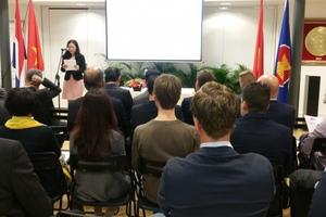 Doanh nghiệp Hà Lan tìm hiểu về EVFTA và cơ hội đầu tư vào Việt Nam