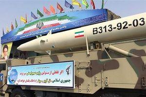 Iran nói thẳng đích bắn của tên lửa đa đầu đạn mới