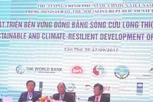 Ứng phó biến đổi khí hậu vùng Đồng bằng sông Cửu Long