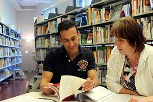 Quản lý, xuất bản và sử dụng sách giáo khoa ở Cộng hòa Liên bang Đức
