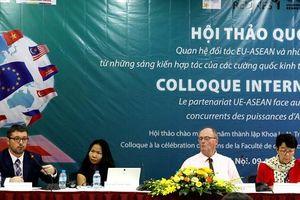 Quan hệ đối tác EU-ASEAN và những thách thức
