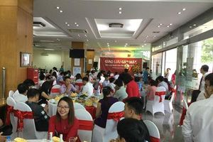 Gặp mặt kỷ niệm Ngày Doanh nhân Việt Nam