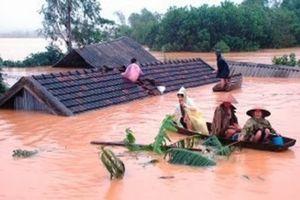 Cách phòng bệnh thường gặp sau lũ lụt