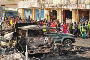 Đánh bom kép kinh hoàng ở Somalia, 230 người thiệt mạng