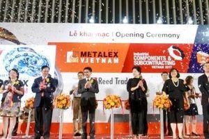 Metalex Vietnam 2017: Định hướng sản xuất trong nước