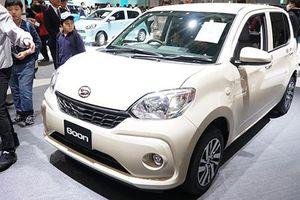 Cận cảnh 'xế hộp' Daihatsu Boon giá chỉ từ 237 triệu