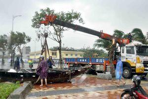 Đà Nẵng khắc phục hậu quả mưa bão phục vụ APEC