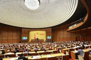 Quốc hội sẽ chất vấn 4 nhóm vấn đề