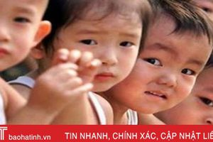 Báo động chênh lệch giới tính khi sinh: 113,97 bé trai/100 bé gái!