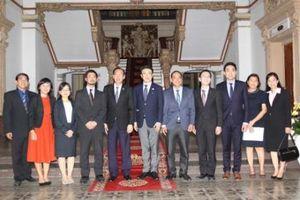 Tập đoàn giáo dục Soshi, Nhật Bản muốn mở trường đại học tại Tp. Hồ Chí Minh