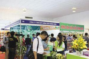 200 doanh nghiệp tham gia hội chợ nông nghiệp quốc tế Đồng bằng Bắc Bộ