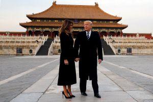 Bất chấp 'Vạn lý Hỏa thành', Tổng thống Trump vẫn dùng Twitter khi ở Trung Quốc