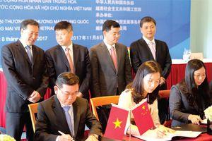 Quan hệ thương mại Việt Nam - Trung Quốc: Nhiều chuyển biến tích cực