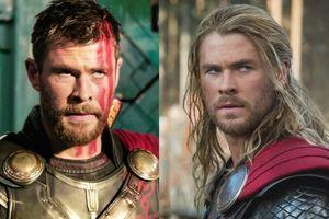 Bật mí về 'quả đầu' haircut của chàng Thần Sấm trong 'Thor: Ragnarok'