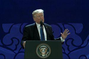 Tổng thống Mỹ Trump nói về Hai Bà Trưng tại CEO Summit