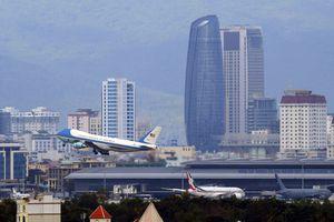 Chuyên cơ đưa các nhà lãnh đạo APEC rời Đà Nẵng