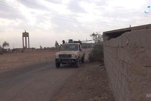 IS phản kích ác liệt quân đội Syria tại ngoại vi Abu Kamal, Deir Ezzor