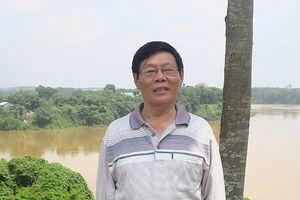 Nhà văn Lam Giang và những dòng ký ức lấp lánh
