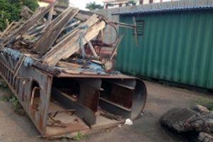 Ngăn chặn tình trạng nhập khẩu phế liệu, rác thải công nghiệp tại cảng Hải Phòng