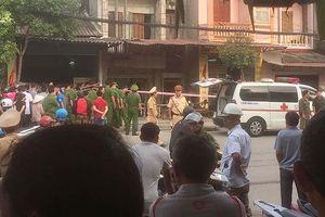 Nổ mìn chấn động ở Thái Nguyên