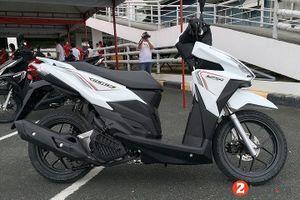 Giá xe Honda Click nhập khẩu mới nhất tháng 11/2017 tại đại lý Việt Nam