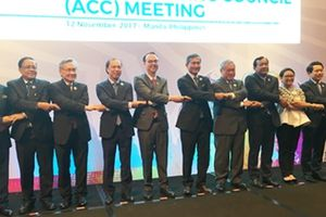Các Bộ trưởng ASEAN chúc mừng Việt Nam tổ chức thành công APEC 2017
