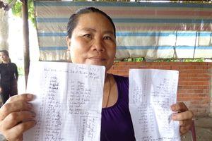 Bến Tre: Hàng trăm người dân uất nghẹn vì… hụi