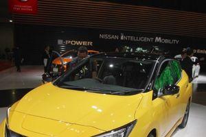 Nissan Leaf 2018 sẽ cập bến thị trường nào đầu tiên ở châu Á?
