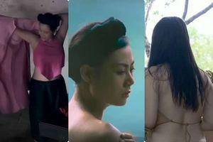 Diễn viên không mặc áo ngực trong phim, đạo diễn Lưu Trọng Ninh nói gì?