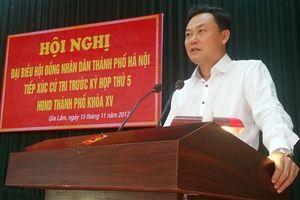 Cử tri huyện Gia Lâm kiến nghị nhiều vấn đề dân sinh bức xúc