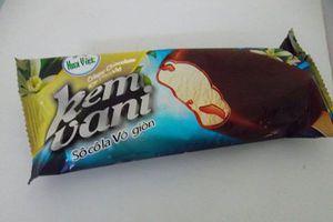 Màng bao gói sản phẩm kem que chịu thuế NK 20%
