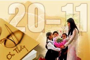 Ngày 20/11: Những truyện ngắn cảm động về thầy cô