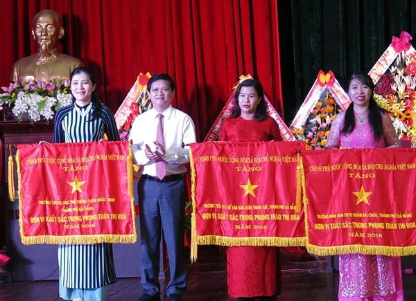 Đà Nẵng: Tuyên dương 25 nhà giáo tiêu biểu