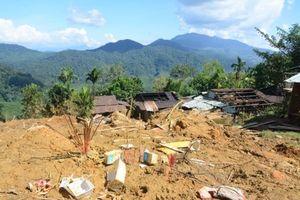 Hoang tàn sau lở núi, hàng trăm hộ dân bỏ làng đi tìm nơi ở mới