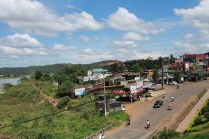 Đắk Nông tính xây đường kè và quảng trường 900 tỷ đồng