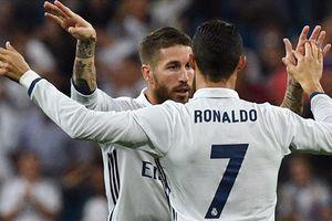 Vén màn mối quan hệ bằng mặt, chưa bằng lòng của Ronaldo và Ramos