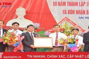 Trường THPT Nguyễn Văn Trỗi nhận bằng khen Thủ tướng Chính phủ