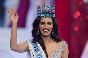 Chiêm ngưỡng vẻ đẹp Ấn Độ của tân Hoa hậu Thế giới 2017