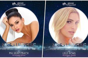 Fan hoang mang khi hot girl 'hài nhảm' Lele Pons làm giám khảo Miss Universe 2017