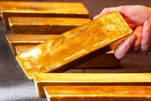 Giá vàng khởi đầu tuần mới giảm nhẹ