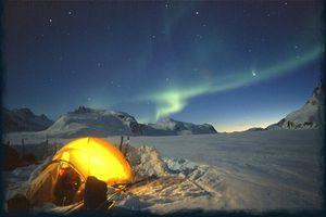 8 điểm ngắm bắc cực quang khiến du khách chết lặng
