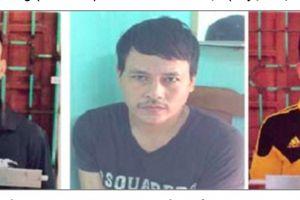 Thanh Hóa: Bắt giữ 3 đối tượng trộm cắp tài sản