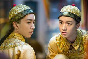 'Hoàng đế' Vương Tuấn Khải đẹp như tượng tạc trong 'Sự ra đời của diễn viên'