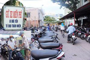 Hỗ trợ phí giữ xe bệnh viện công tại Đà Nẵng